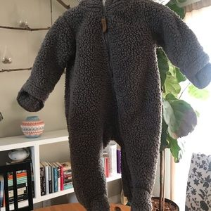 Carters bunting/ jumpsuit